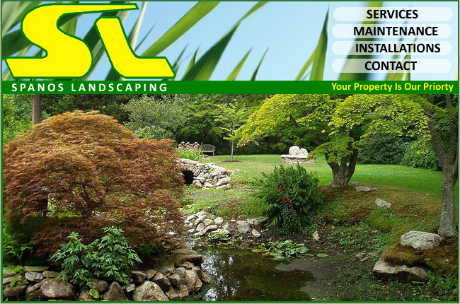 Spanos Residential & Commercial Landscaping